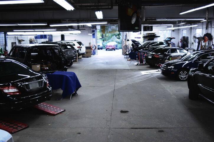 Main Line Auto Body Repair Wayne Pa