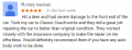 Ambler Google Review 2