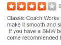 Yelp Review 4-Best Auto Body Shop Ambler Classic Coachwork