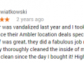 ambler google review 1