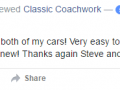 Facebook Review 4-Best Auto Body Shop Collegeville PA Classic Coachwork