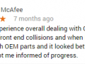 Google Review 1-Classic Coachwork Collegeville Auto Body