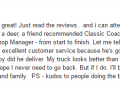 Google Review 16-Best Auto Body Shop Collegeville Classic Coachwork