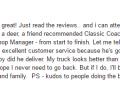 Google Review 16-Best Auto Body Shop Collegeville Classic Coachwork