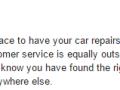 Google Review 3-Best Auto Body Shop Collegeville Classic Coachwork