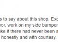 Google Review 9-Best Auto Body Shop Collegeville Classic Coachwork
