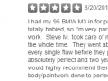 Yelp Review 1-Classic Coachwork Collegeville Auto Body