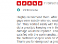 Yelp Review 3-Best Auto Body Shop Collegeville PA Classic Coachwork