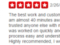 Yelp Review 4-Best Auto Body Shop Collegeville PA Classic Coachwork