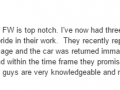 Google Review 1-Best Auto Body Shop Fort Washington PA Classic Coachwork