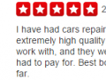 Yelp Review 3- Auto Body Shop Fort Washington