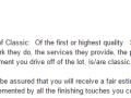 Google Review 4-Classic Coachwork Main Line Auto Body