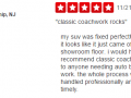 Yelp Review 10-Best Auto Body Shop Wayne PA Classic Coachwork