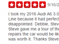 Yelp Review 9-Best Auto Body Shop Wayne PA Classic Coachwork