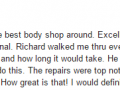 Google Review 14-Best Auto Body Shop Upper Darby Classic Coachwork