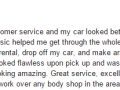 Google Review 5-Auto Body Repair Shop Upper Darby