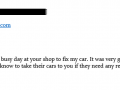 Upper Darby Auto Body Repair Shop - Email Testimonial.png