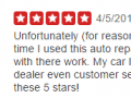Yelp Review 10-Best Auto Body Shop Upper Darby Classic Coachwork