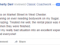 Facebook Review 3- Best Auto Body Shop West Chester PA-Classic Coachwork