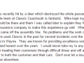 Google Review 11-Classic Coachwork West Chester Auto Body