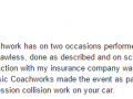 Google Review 14-Classic Coachwork West Chester Auto Body