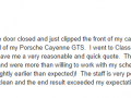 Google Review 2-Classic Coachwork West Chester Auto Body