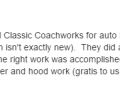 Google Review 33-Best Auto Body Shop West Chester PA Classic Coachwork