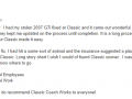 Google Review 5-Classic Coachwork West Chester Auto Body