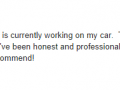 Google Review 7-Classic Coachwork West Chester Auto Body