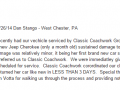 Google Review 9-Classic Coachwork West Chester Auto Body