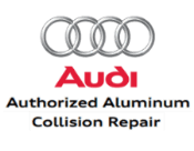 Audi Certified Aluminum Auto Body Repair-Karosserie Body Shop