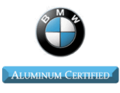 BMW Certified Aluminum Auto Body Repair-Karosserie Body Shop