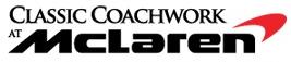 Classic Coachwork at McLaren Logo