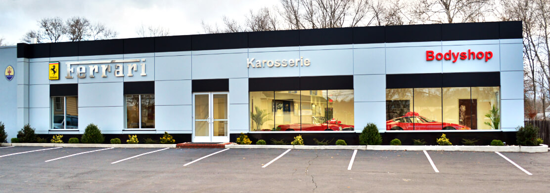 Karosserie Building - High-End Auto Body Repair