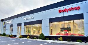 Karosserie High-End Auto Body Shop