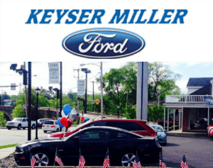Keyser Miller Ford Auto Body Repair-Classic Coachwork Body Shop
