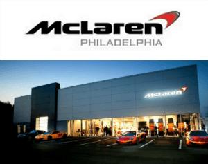 McLaren Philadelphia Body Shop-Classic Coachwork at McLaren