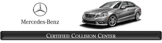 Mercedes Certified Collision Repair-Classic Coachwork at McLaren