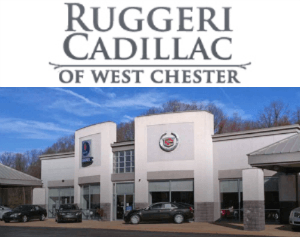 Ruggeri Cadillac Auto Body Repair-Classic Coachwork Body Shop