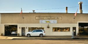 Classic Coachwork Upper Darby Auto Body Shop