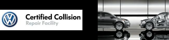Volkswagen Certified Collision-Classic Coachwork Auto Body
