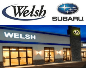 Welsh Subaru Auto Body Repair-Classic Coachwork Body Shop